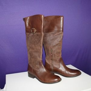 Johnston and Murphy Riding Boots